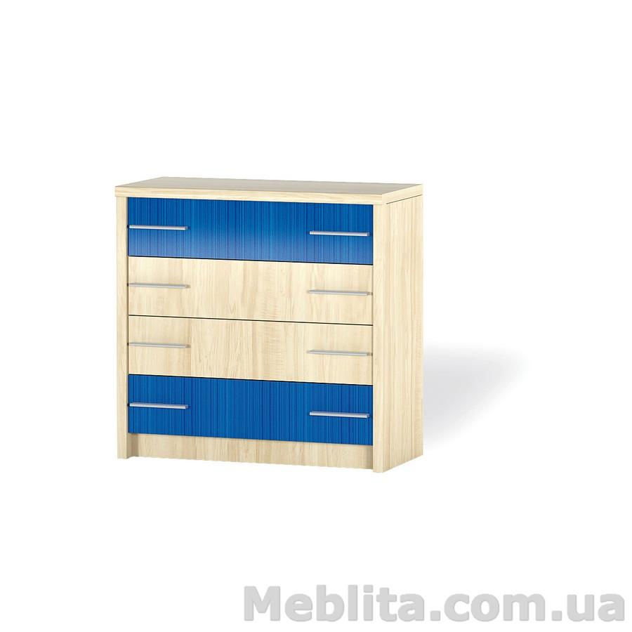 Комод Денди 4Ш Мебель-Сервис