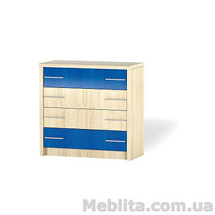 Комод Денди 4Ш Мебель-Сервис , фото 2