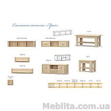 Комод 5Ш Гресс Мебель-Сервис , фото 3