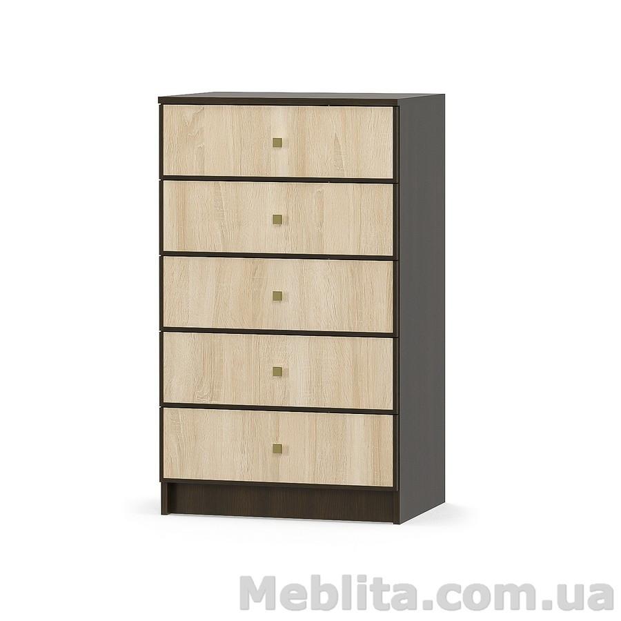 Комод 5Ш Фантазия Мебель-Сервис