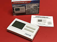 Computherm Q7 NEW (Венгрия) недельный программируемый проводной комнатный термостат. Программатор для котла