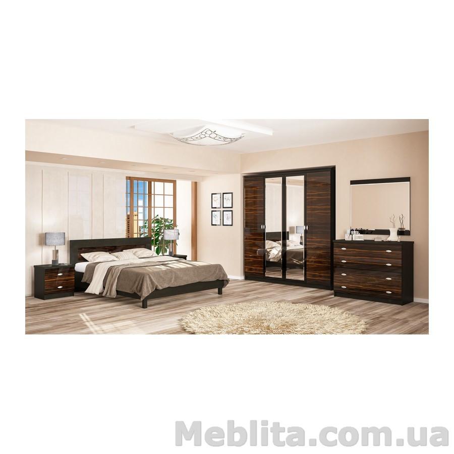 Спальня Ева макасар Мебель-Сервис