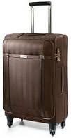 Средние чемоданы на 4-х колесах