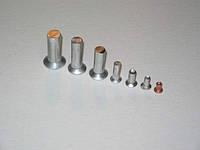 Заклепки алюминиевые, ГОСТ 10299-80, ГОСТ 10300-80, ГОСТ 10303-80