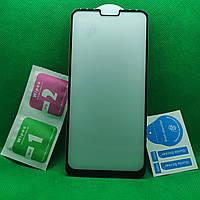 Xiaomi Pocophone Poco F1 Изогнутое 5D защитное стекло Черный