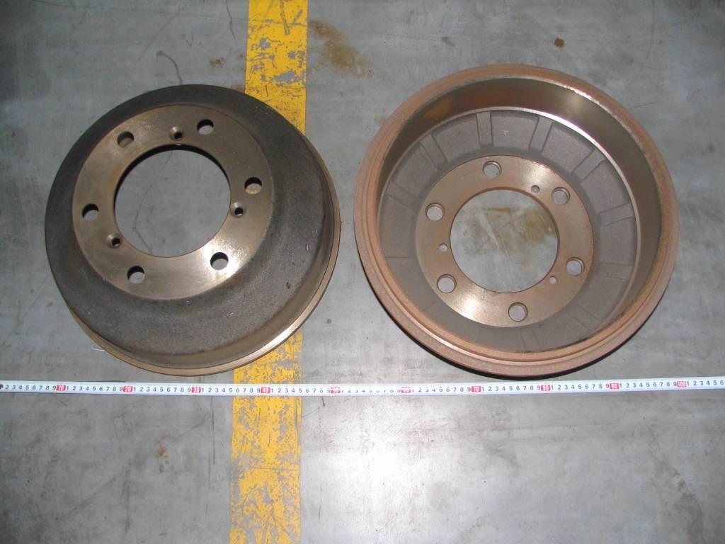 3307-3501070Барабан тормозной передний (ГАЗ)