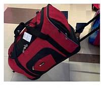 Сумка-чемодан дорожная на колесиках 59*29*32см