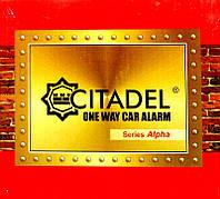 CITADEL - Автосигнализация  Citadel series Alpha
