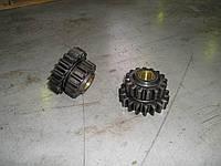 52-1701080Блок шестерен заднего хода КПП (ГАЗ)