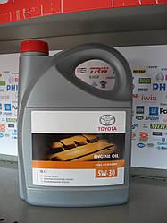 Моторное масло Toyota 5W-30 SL