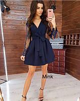 Платье нарядное в расцветках 41153, фото 1