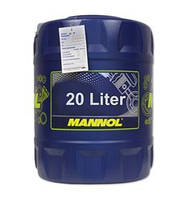 Моторное масло синтетика  Mannol (Манол) Legend+Ester 0w40 20л.