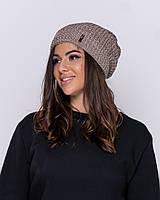 """Стильная женская шапка """" Y""""  Yulia, фото 1"""