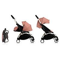 Супер легкая компактная детская коляска  2 в 1 Babyzen yoyo plus