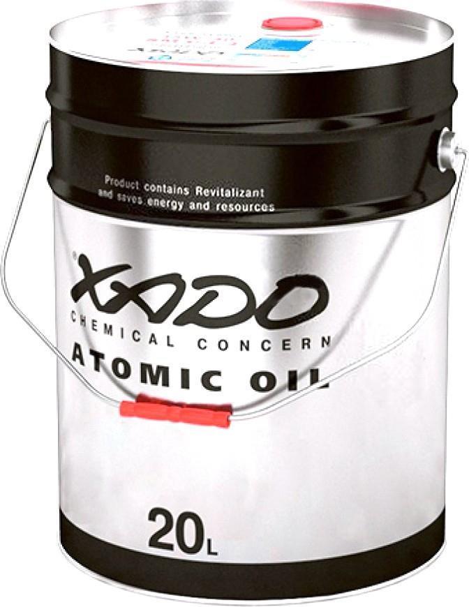 Синтетическое трансмиссионное масло XADO Atomic Oil ATF III/IV/V 20л