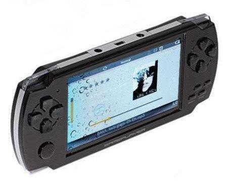 """Ігрова приставка PSP Mp5 4,3"""" 9999 ігор!"""