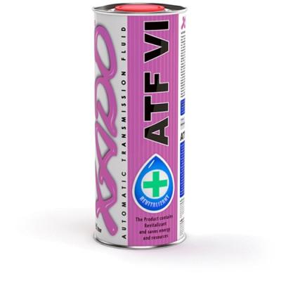 Синтетическое трансмиссионное масло XADO Atomic OIL ATF VI 1л