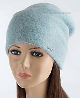 Зимняя женская шапочка Иден деним