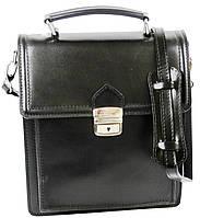 Вертикальный мужской портфель из кожи Arwena SS211
