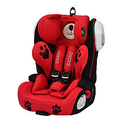 Автокресло Coneco Bear Pro 02 красное