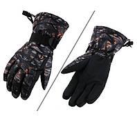 Перчатки лыжные, сноубордические сенсорные ЗП-1010