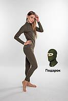 Женское повседневное термобелье Radical Hunter,комплект термобелья + балаклава в подарок!, фото 1