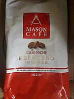 Кофе в зернах Mason Cafe Riche Espresso Intense 1 кг