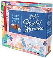 Конфеты Lotte Wedel Птичье молоко со сливочной начинкой 380 гр