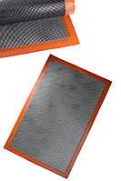 Перфорированный кондитерский силиконовый коврик для выпечки 40 см 30 см
