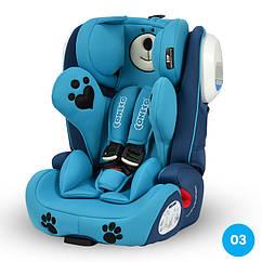 Автокресло Coneco Bear Pro 03 синий