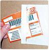 Пакет для сопроводительных документов СД С-5, пакет СД 160х240мм, фото 4