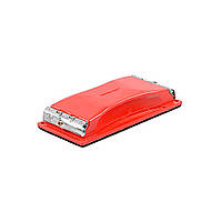 Блок шліфувальний / Блок шлифовальный (металлические зажимы) 100х210мм Sigma (9110021)