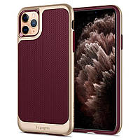 Чехол Spigen для iPhone 11 Pro Neo Hybrid, Burgundy (077CS27246), фото 1