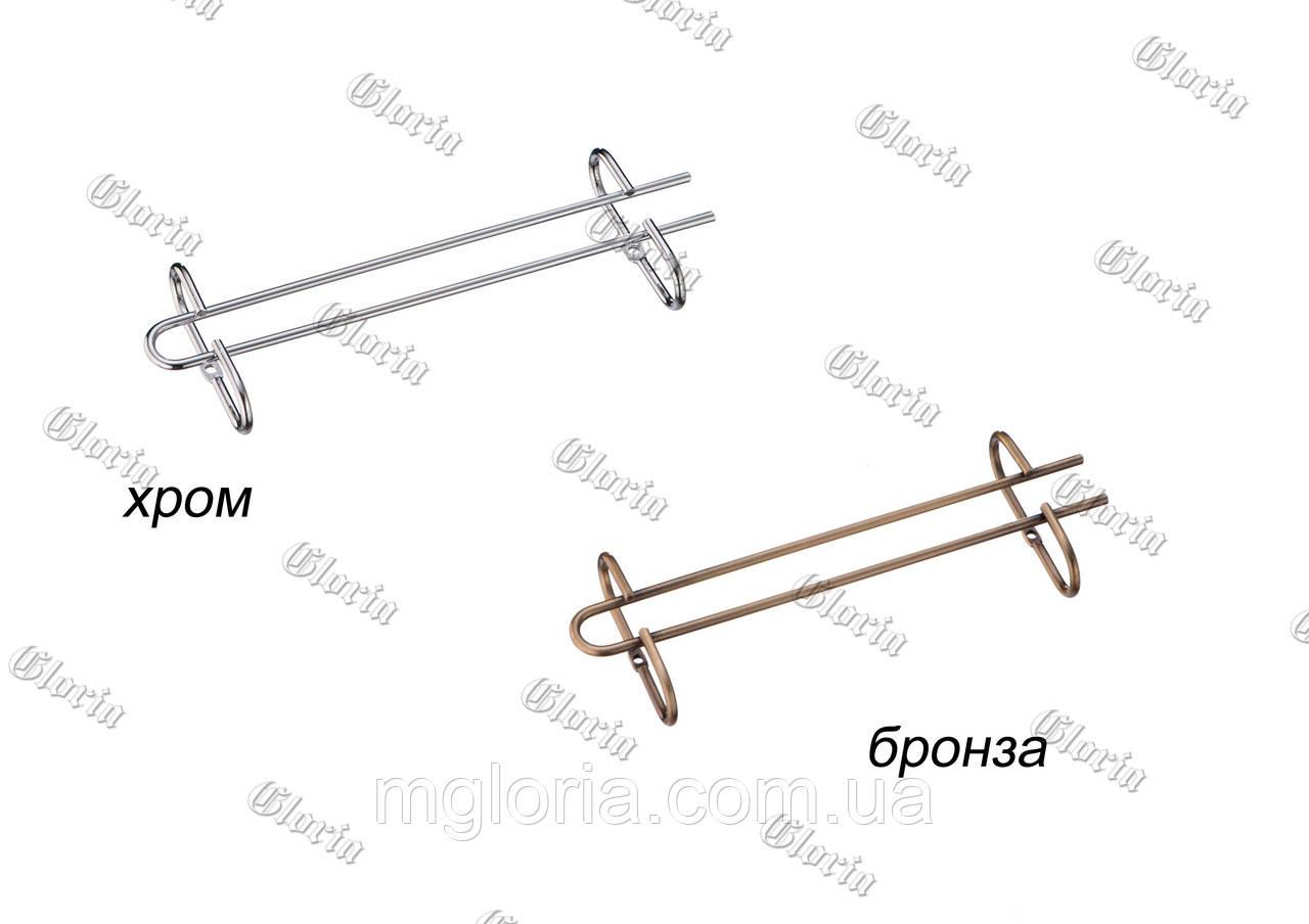 Бокалодержатель потолочный 250 мм МХ-050