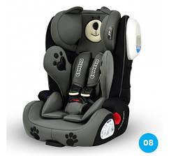 Автокресло Coneco Bear Pro 08 серый