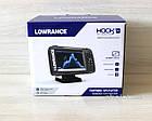 Эхолот Lowrance Hook2 5x GPS SplitShot Ехолот, фото 5