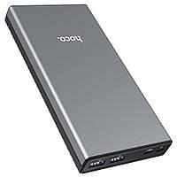 Портативная батарея Power Bank Hoco B39 QC 3.0 30000mAh, Gray