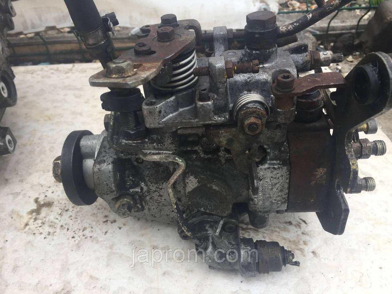 ТНВД Топливный насос высокого давления Citroen Jumper Peugeot Boxer 2,5D 12 Кл BOSCH 0460494337