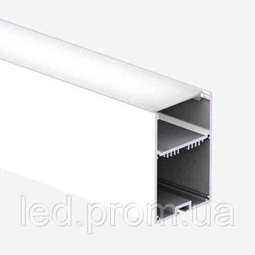 LED-профиль подвесной LS4970 (2,5 метра)