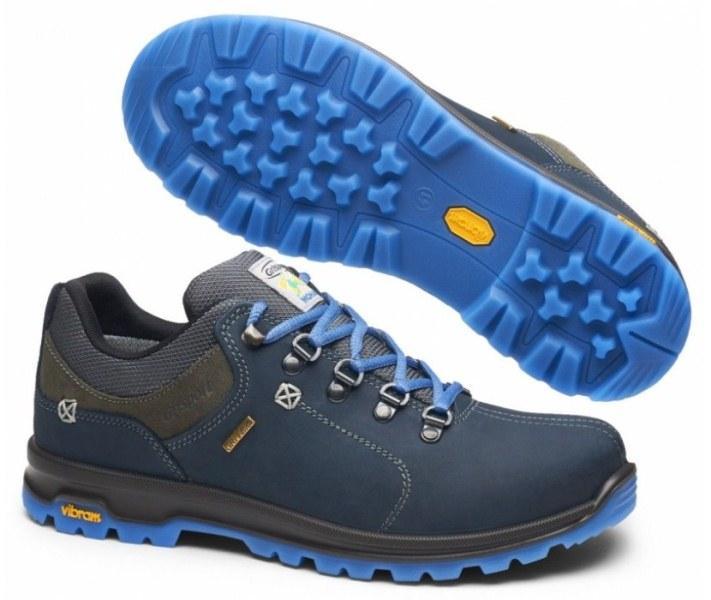 Ботинки мужские синие Red rock ( Grisport) Waterproof 12907N55C