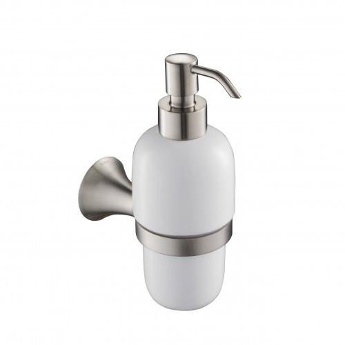 Дозатор для жидкого мыла KRAUS Amnis