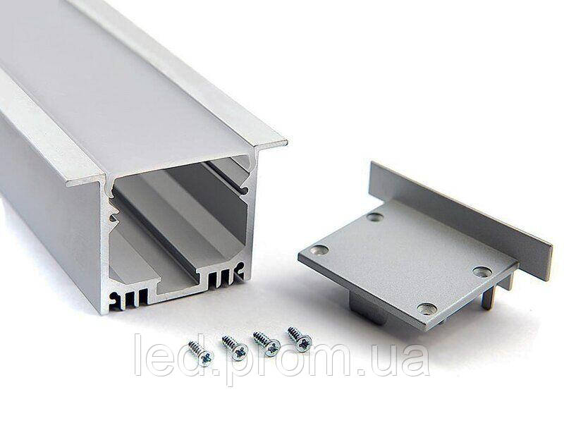 LED-профиль врезной LE4932 (2,5 метра)