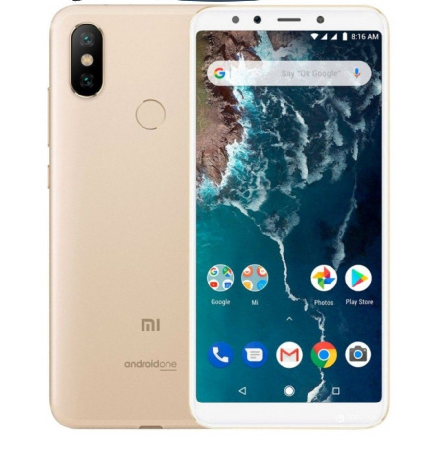 Xiaomi Mi A2 6/128Gb Gold Global