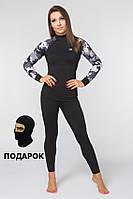 Комплект жіночої білизни Radical Shooter, спортивне термобілизна з балаклавою у подарунок!, фото 1