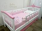 Детская кровать от 3 лет Selfie Baby Dream для девочки, фото 4