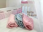 Детская кровать от 3 лет Selfie Baby Dream для девочки, фото 8