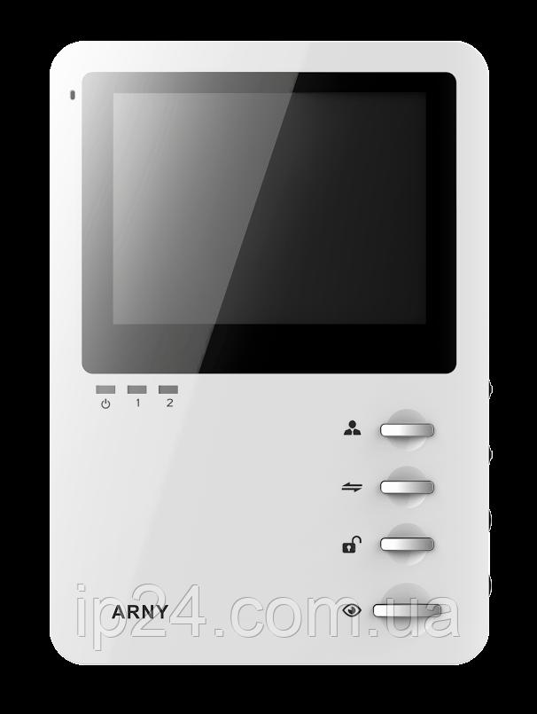 Arny AVD-410 бюджетный домофон