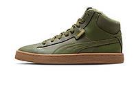 Оригинальные кроссовки Puma Men's Trainers Green Olive (АРТ. 368423 01)