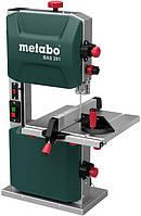 Ленточная пила по дереву Metabo BAS 261 Precision 400Вт
