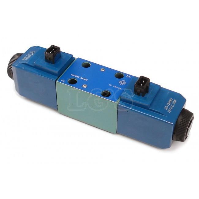 25/104700 электроклапан, соленоид, клапан коробки передач (КПП) JCB 3CX